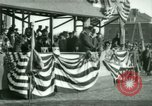 Image of President Woodrow Wilson Fort Myer Virginia USA, 1917, second 62 stock footage video 65675020879