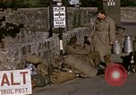 Image of US War correspondents in England Totton Hampshire England United Kingdom, 1944, second 27 stock footage video 65675020896
