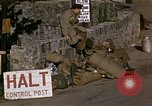 Image of US War correspondents in England Totton Hampshire England United Kingdom, 1944, second 30 stock footage video 65675020896