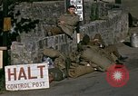 Image of US War correspondents in England Totton Hampshire England United Kingdom, 1944, second 34 stock footage video 65675020896