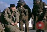 Image of US War correspondents in England Totton Hampshire England United Kingdom, 1944, second 49 stock footage video 65675020896