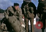 Image of US War correspondents in England Totton Hampshire England United Kingdom, 1944, second 52 stock footage video 65675020896