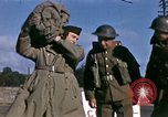 Image of US War correspondents in England Totton Hampshire England United Kingdom, 1944, second 53 stock footage video 65675020896