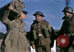 Image of US War correspondents in England Totton Hampshire England United Kingdom, 1944, second 54 stock footage video 65675020896