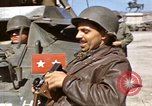 Image of flag presentation ceremony Cherbourg Normandy France, 1944, second 39 stock footage video 65675020906