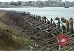 Image of Destroyed German fortifications Granville France, 1944, second 12 stock footage video 65675020909