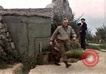 Image of Destroyed German fortifications Granville France, 1944, second 19 stock footage video 65675020909
