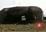 Image of Destroyed German fortifications Granville France, 1944, second 27 stock footage video 65675020909