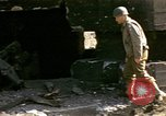 Image of Destroyed German fortifications Granville France, 1944, second 46 stock footage video 65675020909