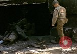 Image of Destroyed German fortifications Granville France, 1944, second 47 stock footage video 65675020909