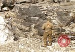Image of Destroyed German fortifications Granville France, 1944, second 52 stock footage video 65675020909