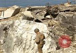 Image of Destroyed German fortifications Granville France, 1944, second 57 stock footage video 65675020909