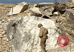 Image of Destroyed German fortifications Granville France, 1944, second 58 stock footage video 65675020909