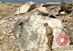 Image of Destroyed German fortifications Granville France, 1944, second 59 stock footage video 65675020909