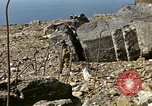 Image of Destroyed German fortifications Granville France, 1944, second 60 stock footage video 65675020909