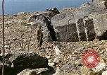 Image of Destroyed German fortifications Granville France, 1944, second 62 stock footage video 65675020909