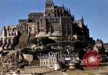 Image of War correspondents visiting Mont Saint Michel and Saint Malo France, 1944, second 43 stock footage video 65675020912