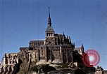 Image of War correspondents visiting Mont Saint Michel and Saint Malo France, 1944, second 50 stock footage video 65675020912