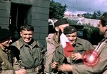 Image of war correspondents Rampieux France, 1944, second 14 stock footage video 65675020914