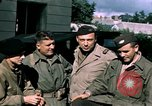 Image of war correspondents Rampieux France, 1944, second 22 stock footage video 65675020914
