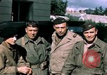 Image of war correspondents Rampieux France, 1944, second 23 stock footage video 65675020914