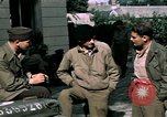 Image of war correspondents Rampieux France, 1944, second 27 stock footage video 65675020914