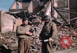 Image of war correspondents Aachen Germany, 1944, second 48 stock footage video 65675020919