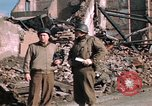 Image of war correspondents Aachen Germany, 1944, second 50 stock footage video 65675020919