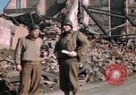 Image of war correspondents Aachen Germany, 1944, second 52 stock footage video 65675020919