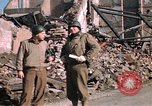 Image of war correspondents Aachen Germany, 1944, second 53 stock footage video 65675020919