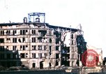 Image of Views from moving vehicle driving in war torn Berlin Berlin Germany, 1945, second 23 stock footage video 65675020921