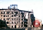 Image of Views from moving vehicle driving in war torn Berlin Berlin Germany, 1945, second 25 stock footage video 65675020921