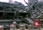 Image of Views from moving vehicle driving in war torn Berlin Berlin Germany, 1945, second 36 stock footage video 65675020921