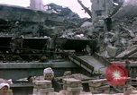 Image of Views from moving vehicle driving in war torn Berlin Berlin Germany, 1945, second 37 stock footage video 65675020921