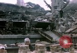 Image of Views from moving vehicle driving in war torn Berlin Berlin Germany, 1945, second 38 stock footage video 65675020921