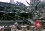 Image of Views from moving vehicle driving in war torn Berlin Berlin Germany, 1945, second 39 stock footage video 65675020921