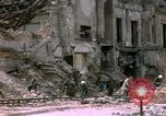 Image of Views from moving vehicle driving in war torn Berlin Berlin Germany, 1945, second 41 stock footage video 65675020921