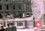 Image of Views from moving vehicle driving in war torn Berlin Berlin Germany, 1945, second 48 stock footage video 65675020921