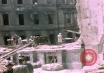 Image of Views from moving vehicle driving in war torn Berlin Berlin Germany, 1945, second 49 stock footage video 65675020921