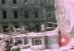 Image of Views from moving vehicle driving in war torn Berlin Berlin Germany, 1945, second 50 stock footage video 65675020921