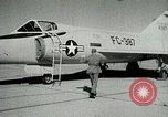 Image of F-102A United States USA, 1960, second 50 stock footage video 65675020950