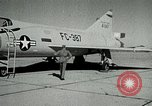 Image of F-102A United States USA, 1960, second 52 stock footage video 65675020950