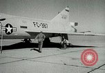 Image of F-102A United States USA, 1960, second 53 stock footage video 65675020950