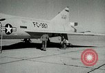 Image of F-102A United States USA, 1960, second 54 stock footage video 65675020950