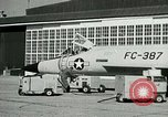 Image of F-102A United States USA, 1960, second 4 stock footage video 65675020952