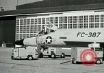 Image of F-102A United States USA, 1960, second 7 stock footage video 65675020952
