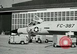 Image of F-102A United States USA, 1960, second 8 stock footage video 65675020952