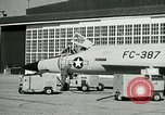 Image of F-102A United States USA, 1960, second 10 stock footage video 65675020952