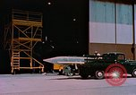 Image of F-102A Edwards Air Force Base California USA, 1956, second 20 stock footage video 65675020955