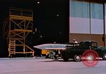 Image of F-102A Edwards Air Force Base California USA, 1956, second 21 stock footage video 65675020955